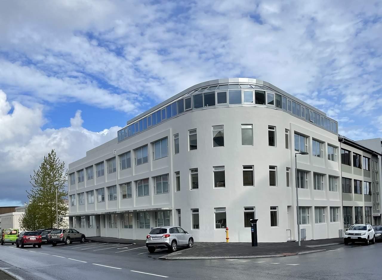 Aðalstöðvar Ríkisendurskoðunar í Reykjavík