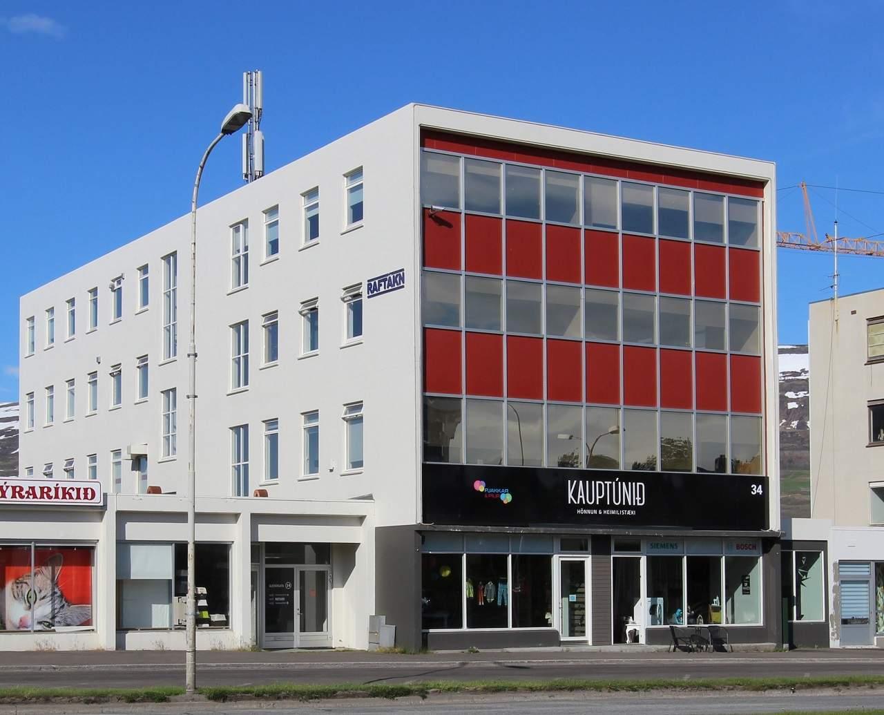 Starfsstöð Ríkisendurskoðunar á Akureyri
